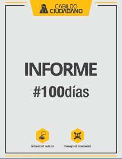 InformeCabildo-100dias